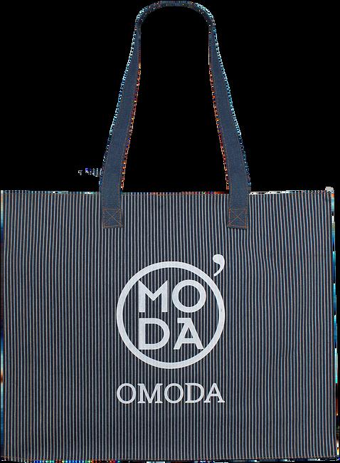 Weiße OMODA Shopper 50x14x40 - large