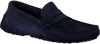Blaue MAZZELTOV. Loafer 32008  - small