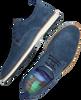 Blaue REHAB Business Schuhe POZATO STRIPES 121A  - small