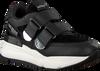 Schwarze RUCOLINE Sneaker 4075 NATURE SUEDE  - small