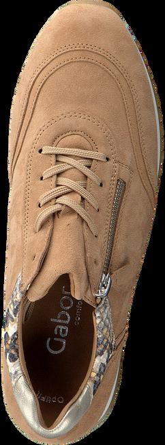 Cognacfarbene GABOR Sneaker 335  - large
