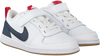 Weiße NIKE Sneaker COURT BOROUGH LOW (GS)  - small