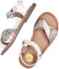Weiße GIOSEPPO Sandalen QUINCY  - small