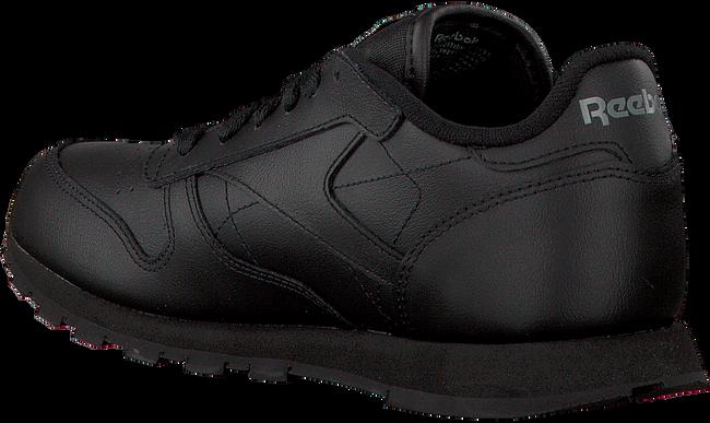 Schwarze REEBOK Sneaker CLASSIC LEATHER KIDS - large