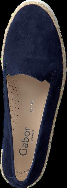 Blaue GABOR Slipper 610.2  - large