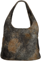 Beige UNISA Handtasche ZISLOTE  - medium