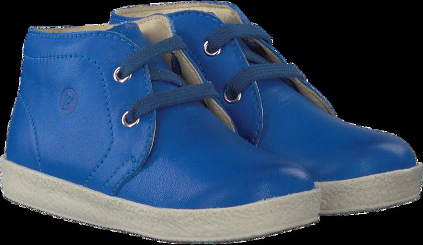 Blaue FALCOTTO Babyschuhe 1195 - larger