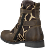 Grüne BUNNIES JR Biker Boots KATY KRACHT - small