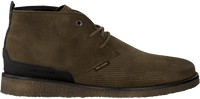 Grüne PME Sneaker low MORAUDER  - medium