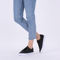 Schwarze GUESS Sneaker low GLADISS  - medium
