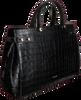 Schwarze FURLA Handtasche LADY M L TOTE  - small