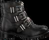 Schwarze OMODA Biker Boots R15778 - small