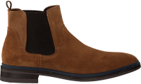 Cognacfarbene MAZZELTOV Chelsea Boots MBURGO603.OMO1  - medium