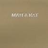 Beige MATT & NAT Umhängetasche TRIPLET CROSSBODY  - small
