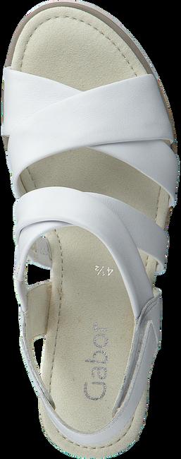 Weiße GABOR Espadrilles 759.1 - large