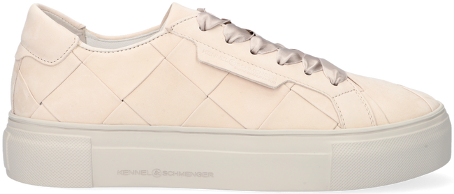 Beige KENNEL & SCHMENGER Sneaker low 22630  - large