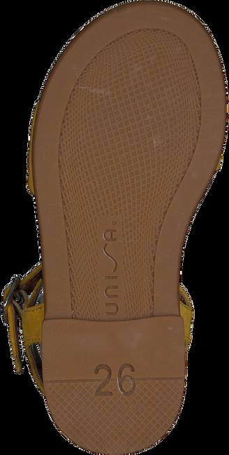 Gelbe UNISA Sneaker LIRITA - large