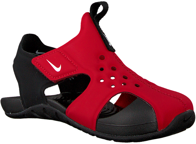 Rote NIKE Sandalen SUNRAY PROTECT 2 (TD)  - large