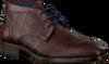 Braune BRAEND Business Schuhe 25006  - small