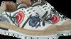 Weiße KANNA Sneaker NIMES - small