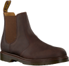 Braune DR MARTENS Chelsea Boots 2976  - small