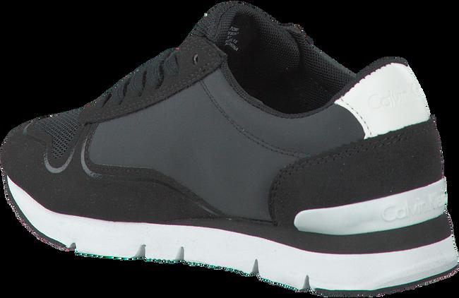 Black CALVIN KLEIN shoe TORI  - large