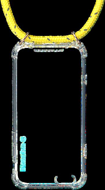 Gelbe KASCHA-C Handy-Schutzhülle PHONECORD IPHONE 6/6S  - large