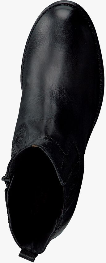 Schwarze OMODA Stiefeletten 8297  - larger