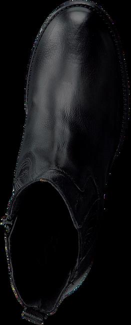 Schwarze OMODA Stiefeletten 8297  - large