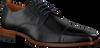 Schwarze VAN LIER Business Schuhe 1953400  - small