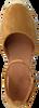 Braune VIA VAI Sandalen FLORA  - small