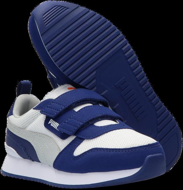 Weiße PUMA Sneaker low PUMA R78 INF/PS  - large