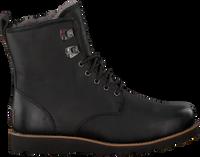 Schwarze UGG Ankle Boots HANNEN TL - medium