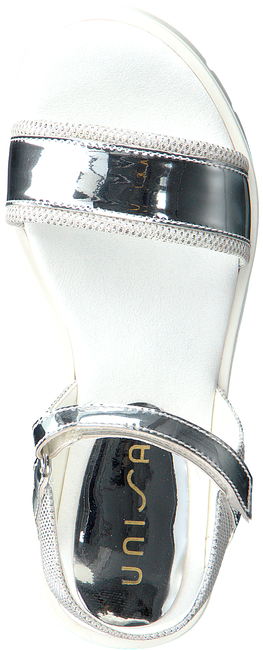 Silberne UNISA Sandalen NETTIE  - large