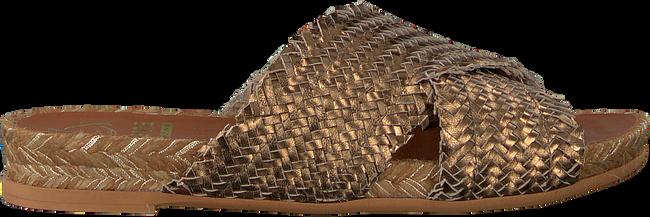 Bronzefarbene KANNA Pantolette 20191  - large