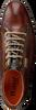 Cognacfarbene HARRIS Business Schuhe CARDIFF  - small