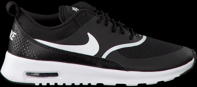 Schwarze NIKE Sneaker AIR MAX THEA WMNS