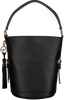Schwarze MICHAEL KORS Handtasche BROOKE MD BUCKET MESSENGER  - small