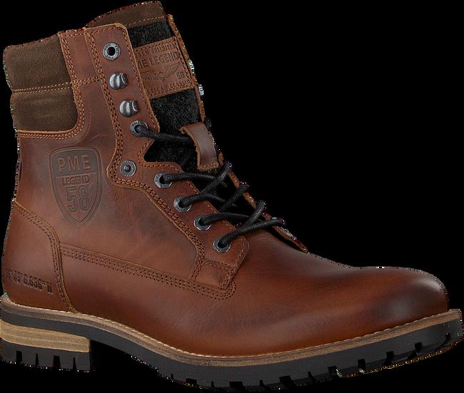 Cognacfarbene PME Ankle Boots CARGOTANKER  - large