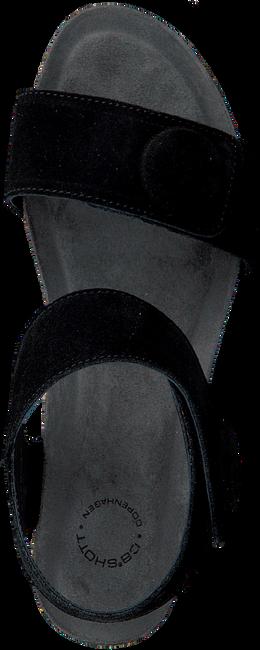 Schwarze CA'SHOTT Sandalen 8029  - large