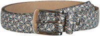 Blaue REHAB Gürtel BELT BOOMERANG - medium