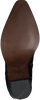 Schwarze NOTRE-V Stiefeletten AH22  - small