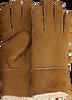 Cognacfarbene WARMBAT Handschuhe GLOVES WOMEN  - small