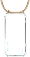 Beige KASCHA-C Handy-Schutzhülle PHONECORD IPHONE X MAX  - medium
