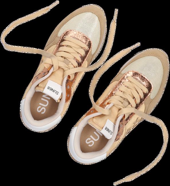 Beige SUN68 Sneaker low KATE SHINE  - large