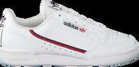Weiße ADIDAS Sneaker CONTINENTAL 80 J  - medium