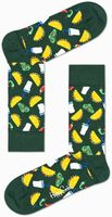 Grüne HAPPY SOCKS Socken TACO  - medium