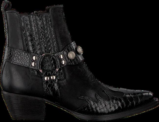 Schwarze BILLI BI Loafer 4740  - large