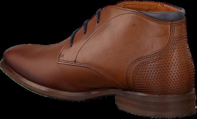 Cognacfarbene VAN LIER Business Schuhe 1951701  - large