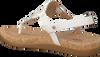 white UGG shoe AYDEN II  - small